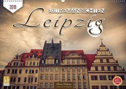 Leipzig Extremansichten (Wandkalender 2019 DIN A2 quer) von Pinkoss,  Oliver
