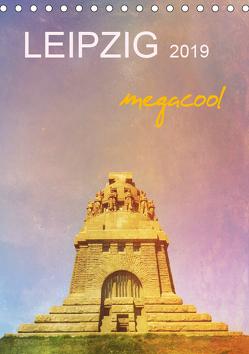 LEIPZIG megacool (Tischkalender 2019 DIN A5 hoch) von Wojciech,  Gaby
