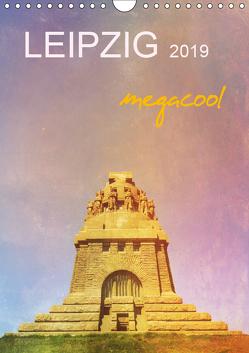 LEIPZIG megacool (Wandkalender 2019 DIN A4 hoch) von Wojciech,  Gaby