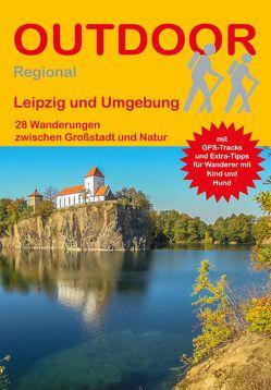Leipzig und Umgebung von Nitschke,  Thomas