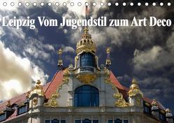 Leipzig – Vom Jugendstil zum Art Deco (Tischkalender 2020 DIN A5 quer) von Robert,  Boris