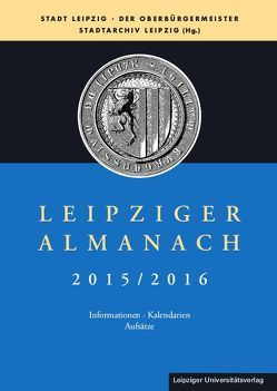 Leipziger Almanach 2015/2016