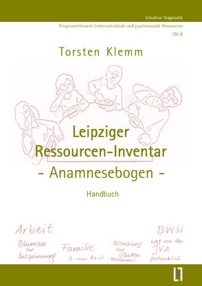 Leipziger Ressourcen-Inventar – Anamnese (LRI-A) von Klemm,  Torsten