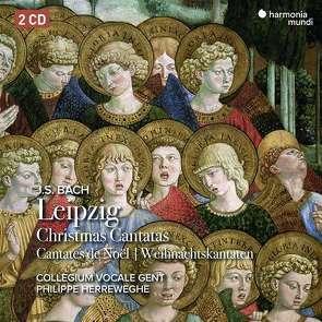 Leipziger Weihnachtskantaten von Bach,  Johann Sebastian