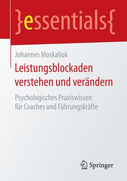 Leistungsblockaden verstehen und verändern von Moskaliuk,  Johannes