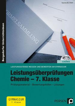Leistungsüberprüfungen Chemie – 7. Klasse von Bernholt,  Sascha