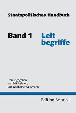 Leitbegriffe von Lehnert,  Erik, Weissmann,  Karlheinz