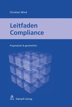 Leitfaden Compliance von Wind,  Christian