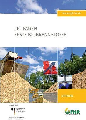 Leitfaden Feste Biobrennstoffe von Eltrop,  Ludger, Hartmann,  Hans, Heinrich,  Peter, Jahraus,  Birgit, Kaltschmitt,  Martin, Raab,  Konrad, Schneider,  Sven, Schröder,  Gerd