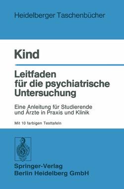 Leitfaden für die psychiatrische Untersuchung von Kind,  H.