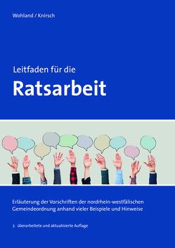 Leitfaden für die Ratsarbeit von Knirsch,  Hanspeter, Wohland,  Andreas