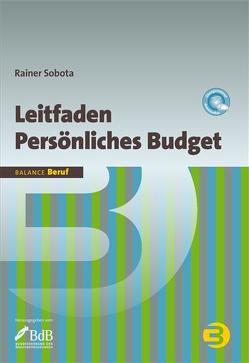 Leitfaden Persönliches Budget von Sobota,  Rainer