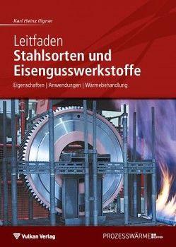 Leitfaden Stahlsorten und Eisengusswerkstoffe von Illgner,  Karl Heinz