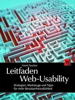 Leitfaden Web-Usability von Puscher,  Frank