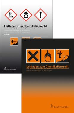 Leitfaden zum Chemikalienrecht, von Kappes,  Dag, Näf,  Urs, Streuli,  Christoph, von Arx,  Urs