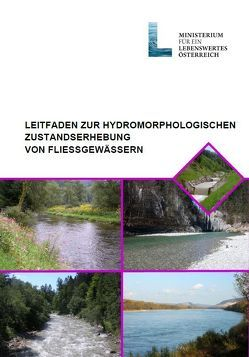 Leitfaden zur Erhebung der biologischen Qualitätselemente von Hasieber,  F, Mauthner-Weber,  R