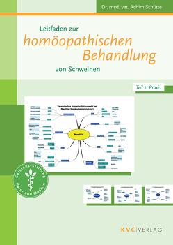 Leitfaden zur homöopathischen Behandlung von Schweinen von Schütte,  Achim