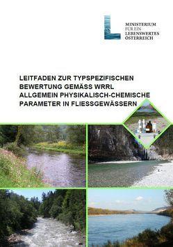 Leitfaden zur typspezifischen Bewertung gemäß WRRL von Deutsch,  K, Haunschmid,  R, Kreuzinger,  N, Prinz,  H.