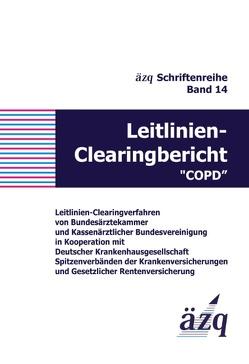 """Leitlinien-Clearingbericht """"COPD"""" von ÄZQ"""