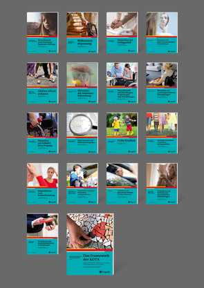 Leitlinien Ergotherapie SET für Institutionen von AOTA