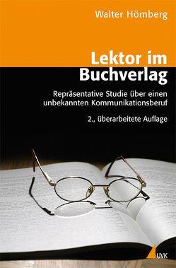 Lektor im Buchverlag von Hömberg,  Walter