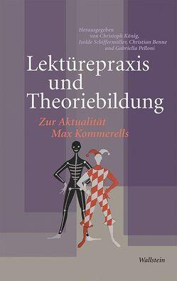 Lektürepraxis und Theoriebildung von Benne,  Christian, Koenig,  Christoph, Pelloni,  Gabriella, Schiffermüller,  Isolde