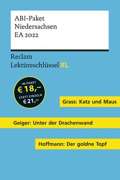 Lektüreschlüssel XL. ABI-Paket Niedersachsen 2022 EA von Feuchert,  Sascha, Neubauer,  Martin, Spreckelsen,  Wolfgang