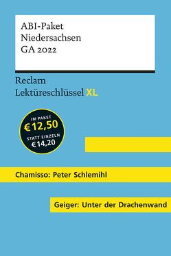 Lektüreschlüssel XL. ABI-Paket Niedersachsen 2022 GA von Feuchert,  Sascha, Pütz,  Wolfgang