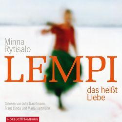 Lempi, das heißt Liebe von Dinda,  Franz, Drewes,  Daniel, Hartmann,  Maria, Kritzokat,  Elina, Rytisalo,  Minna