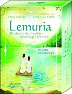 Lemurien von Nowak,  Beate Elise, Ruland,  Jeanne