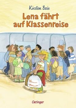 Lena fährt auf Klassenreise von Boie,  Kirsten, Brix,  Silke