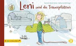 Leni und die Trauerpfützen von Heine,  Hannah-Marie, Vöhringer,  Katharina