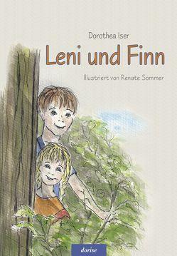 Leni und Finn von Iser,  Dorothea, Sommer,  Renate