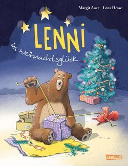 Lenni im Weihnachtsglück von Auer,  Margit, Hesse,  Lena
