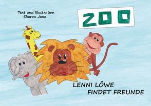 Lenni Löwe findet Freunde von Janz,  Sharon