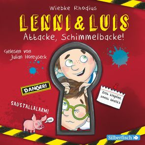 Lenni und Luis 1: Attacke, Schimmelbacke! von Horeyseck,  Julian, Rhodius,  Wiebke