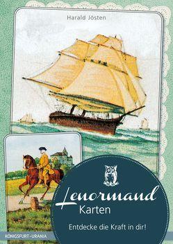 Das Buch: Lenormand-Karten von Jösten,  Harald