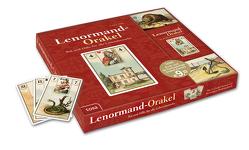Lenormand-Orakel (Buch mit Orakel-Karten in Geschenkbox) von Tuan,  Laura