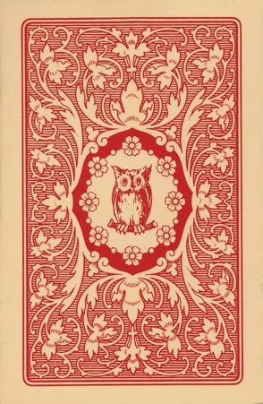 Lenormand Orakelkarten – rote Eule von Königsfurt-Urania Verlag