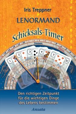 Lenormand Schicksals-Timer von Treppner,  Iris