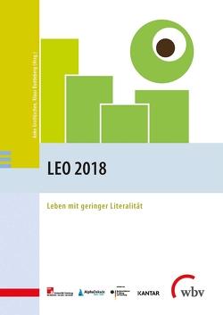 LEO 2018 von Buddeberg,  Klaus, Grotlüschen,  Anke
