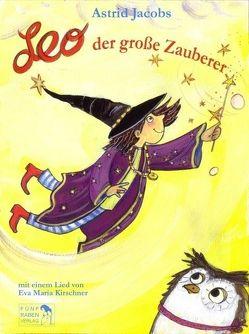 Leo, der grosse Zauberer von Jacobs,  Astrid