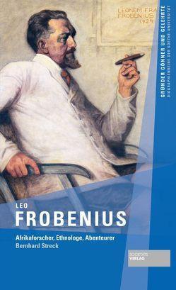 Leo Frobenius von Streck,  Bernhard