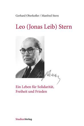 Leo (Jonas Leib) Stern von Oberkofler,  Gerhard