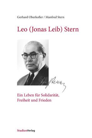 Leo (Jonas Leib) Stern von Manfred,  Stern, Oberkofler,  Gerhard