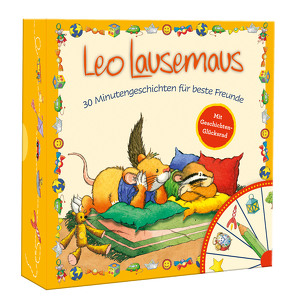 Leo Lausemaus – 30 lustige Minutengeschichten für beste Freunde von Campanella,  Marco, Witt,  Sophia