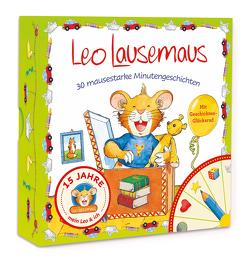 Leo Lausemaus – 30 mausestarke Minutengeschichten von Witt,  Sophia