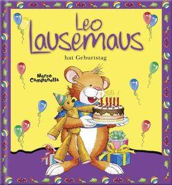 Leo Lausemaus hat Geburtstag von Campanella,  Marco