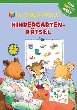 Leo Lausemaus – Kindergarten-Rätsel