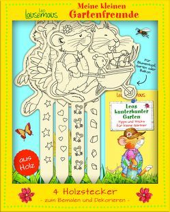 Leo Lausemaus – Meine kleinen Gartenfreunde